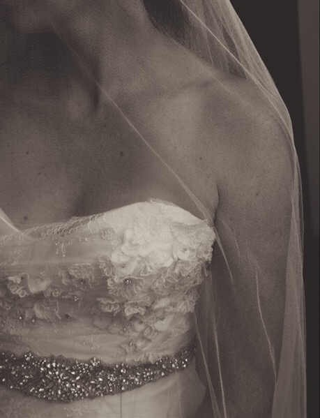 Couture bridal wear
