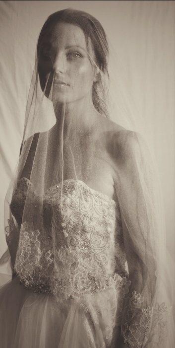 Wedding dresses, london, england, silk