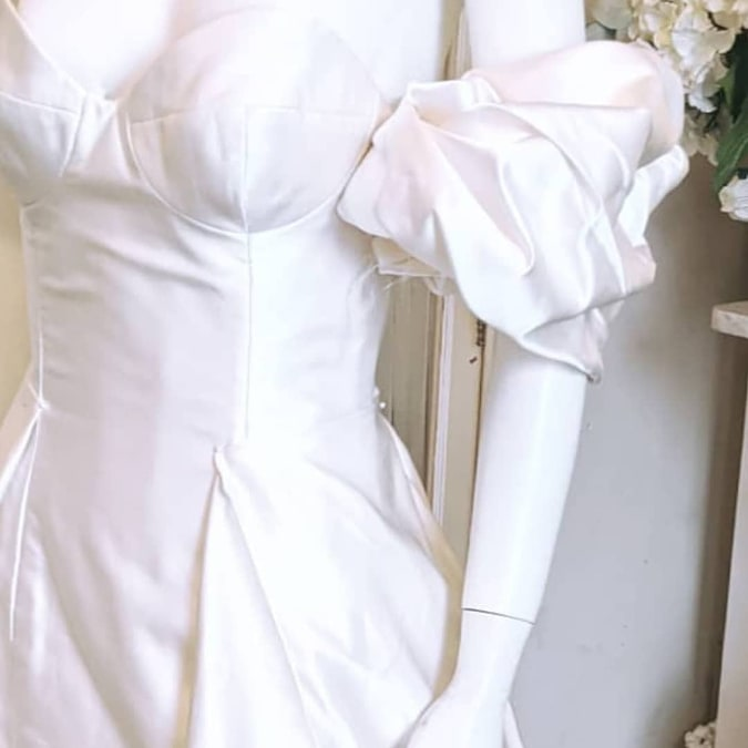 London bridal wear couture designer