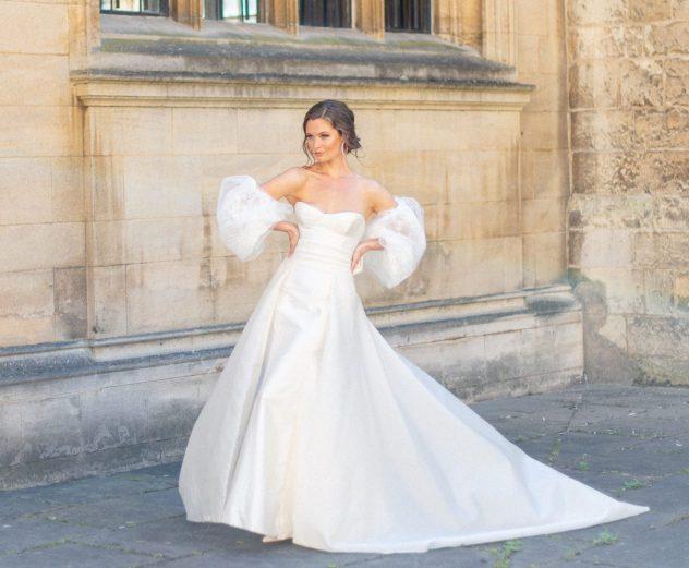 Bespoke Bridal Designer London